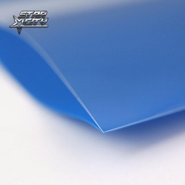 Matt Scrub Colorful Standard Size Professional Cards Protector