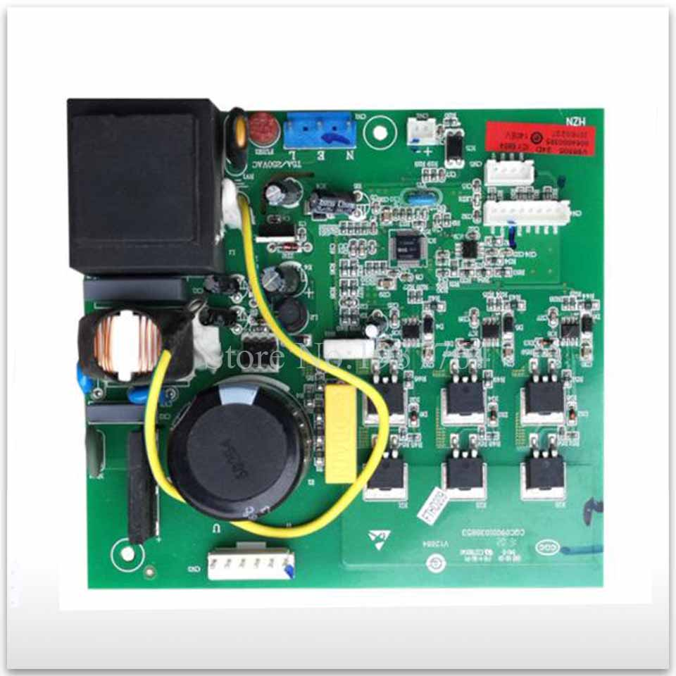 95% new for Haier refrigerator computer board circuit board 0064000385 driver board good working set 95% new for haier refrigerator computer board circuit board bcd 198k 0064000619 driver board good working