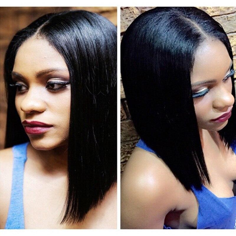 Hotsale Brazilian Lace Front Long Bob Wig Full Lace Wig Virgin