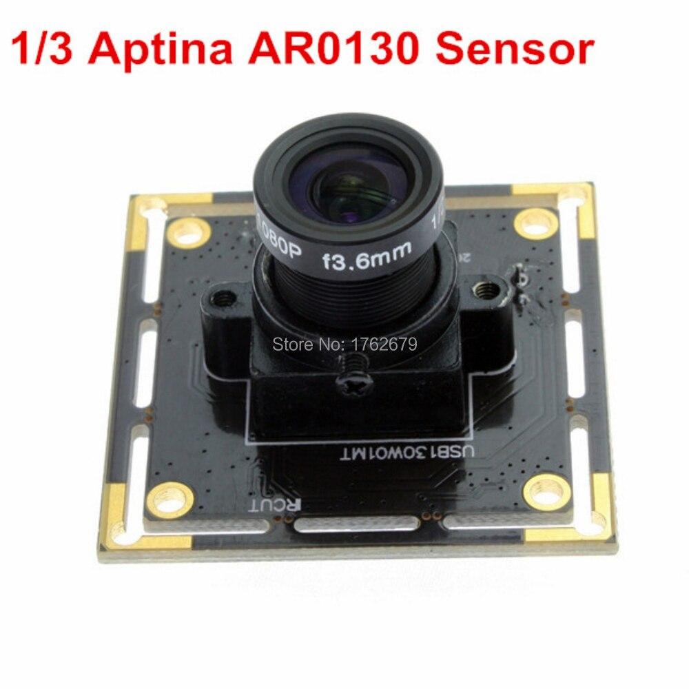Mini verlichting 0.01lux HD 1.3MP Aptina AR0130 UVC plug en play micro cmos usb monochrome board camera met 8mm lens-in Beveiligingscamera´s van Veiligheid en bescherming op AliExpress - 11.11_Dubbel 11Vrijgezellendag 1