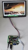 Original NEW 7 Inch 1280 800 2VA HDMI VGA Screen Dispaly LCD Panel Module Raspberry Pi