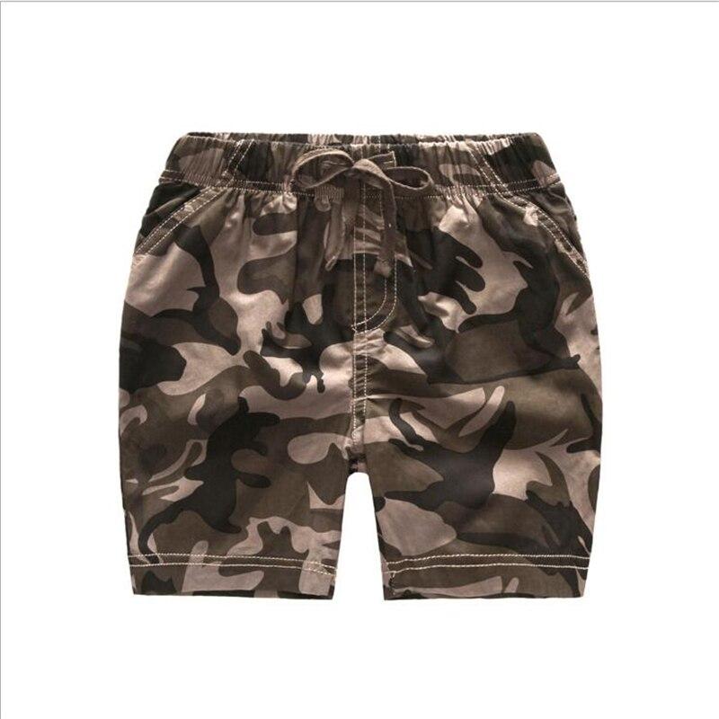2-7 T Sommer Camouflage Farbe Kinder Dünne Strand Shorts Jungen - Kinderkleidung - Foto 3