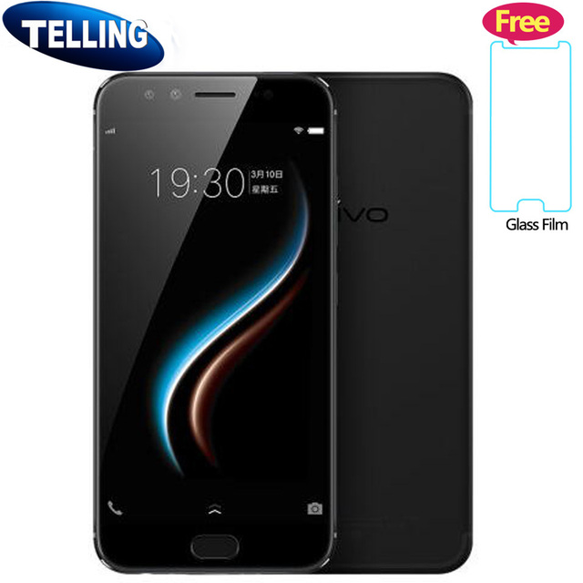 "Mobile Phone Vivo X9 Snapdragon 625 Octa Core 4GB RAM 64GB ROM 5.5"" FHD 4G LTE Global Network 20MP Dual Front Cam Flash Charge"