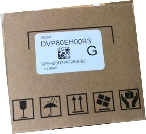 New Original DVP80EH00R3 PLC EH3 series 100-240VAC 40DI 40DI Relay output цена и фото