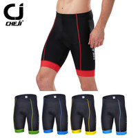 Cheji 2016 Men Cycling Shorts Mountain Bike Shorts Gel Pad Bicycle Shorts culote ciclismo hombres Quick Dry Riding cuissard velo
