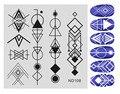 1 UNID Nail Art Estampa Imagen Platea Patrones geométricos Clavo Que Estampa Las Placas de Acero Inoxidable de DIY Que Estampa la Plantilla