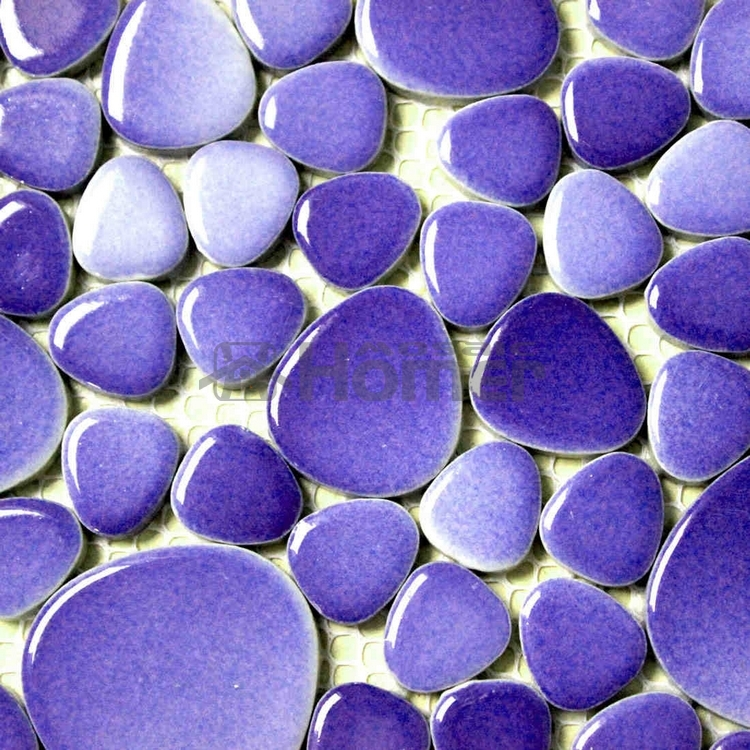 blue bathroom floor tiles. Shipping Free!! Sea Blue Pebble Mosaic Tiles Bathroom Floor, Wall Tiles, Ceramic  For Kitchen Floor Tiles-in Wall Stickers From Home \u0026 Garden On