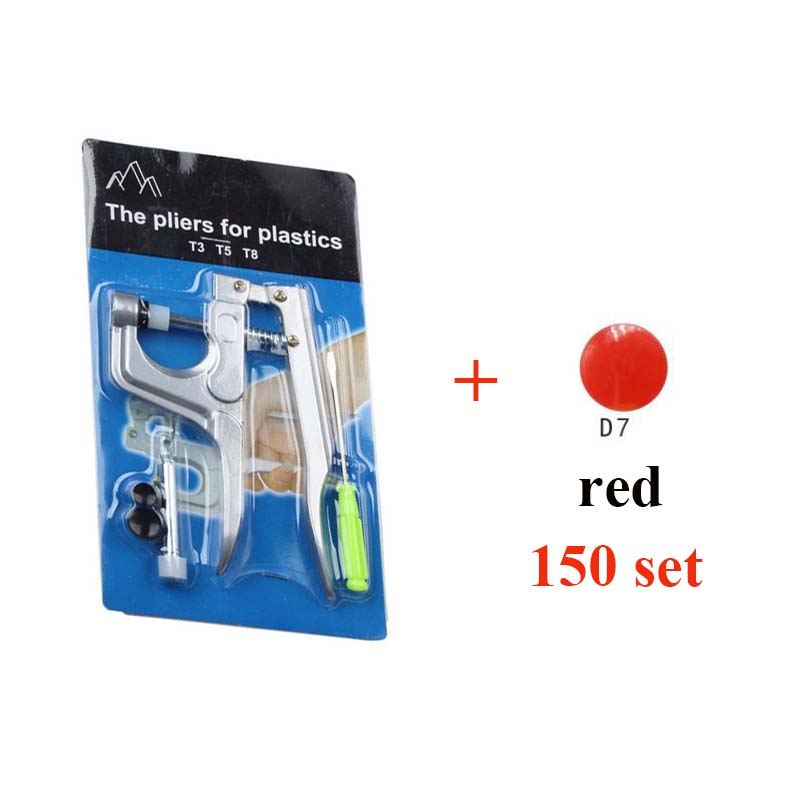 plier and 150 red
