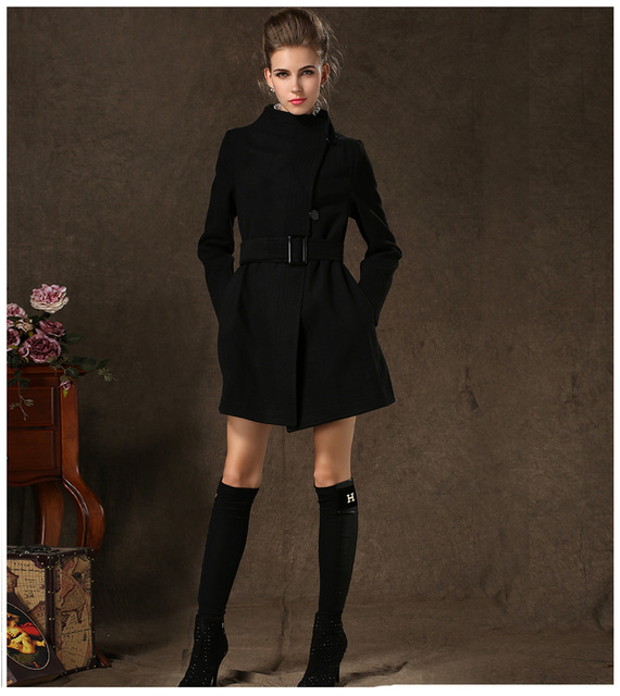 Aliexpress.com : Buy 2015 Autumn Winter Women's Korean Fashion ...
