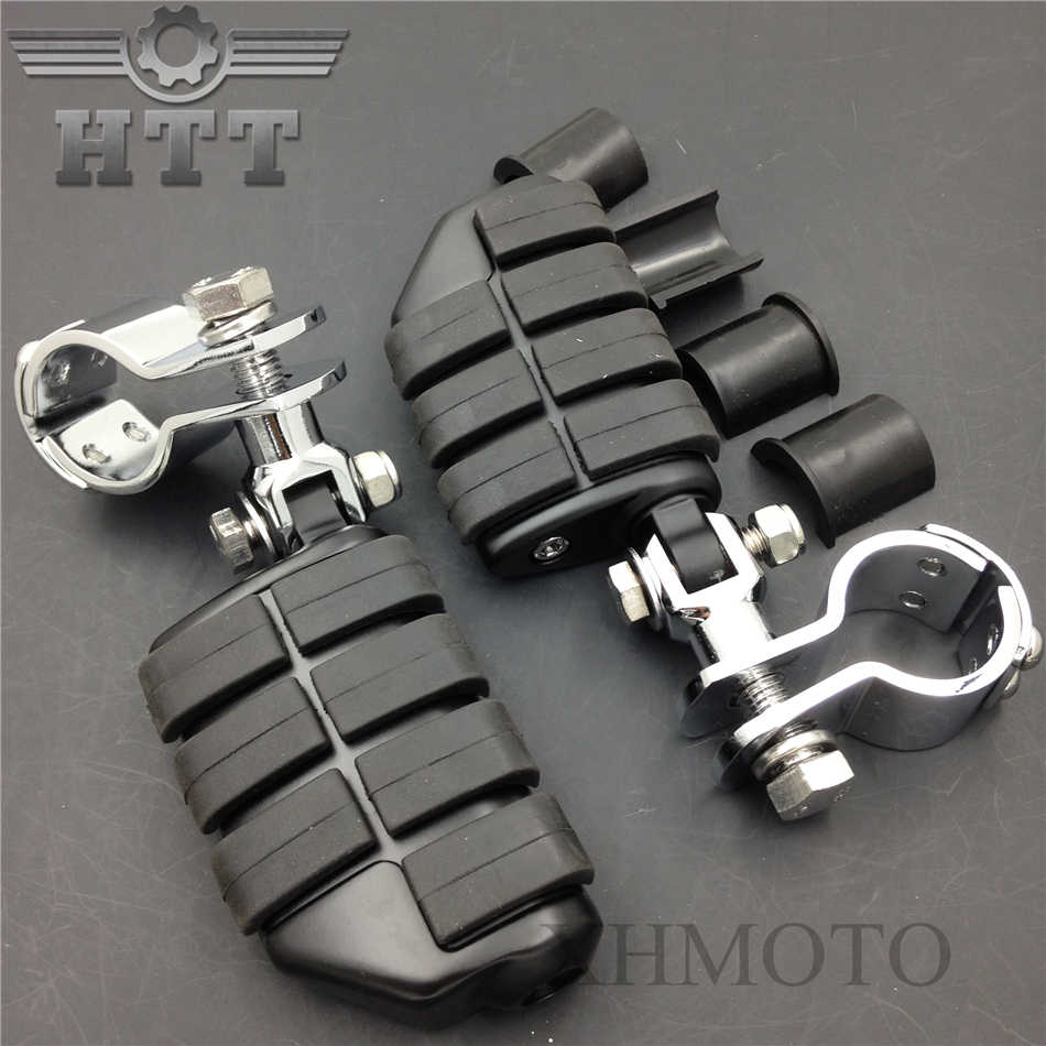 f28668067f9db Aftermarket free shipping motorcycle parts New Kuryakyn Dually Highway Pegs  Clamps For Harle DAVIDSON 1