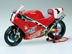 Kits d'assemblage de moto, 1/12 échelles, Kits de construction pour modèle Ducati 888, Superbike Racer, Tamiya 14063