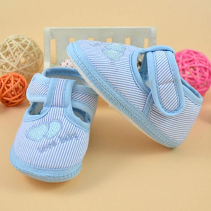 LONSANT Toddler Shoes Sneaker Crib First-Walker Soft-Sole Newborn Canvas Girl Boy Wholesale