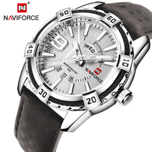 New NAVIFORCE Men Watches Fashion Quartz Wrist Watches Mens Military Waterproof Sports Watch Male Date Clock Relogio Masculino