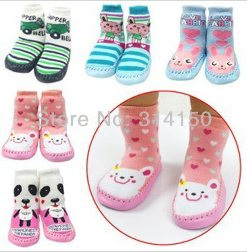 Free Shipping 1pcs Lot Winter Warm Inspissate Baby Cotton Terry