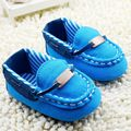 2015 British Style Baby First Walkers Shoe Infants Newborn Shoes Fashion Soft Toddler Baby Shoes For Boys Kid's Shoes blue