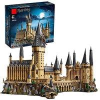 New Building Blocks Bricks Harry Magic Potter Hogwarts Castle 16060 Compatible Legoingqs 71043 Kids Educational Toys Funny Gifts