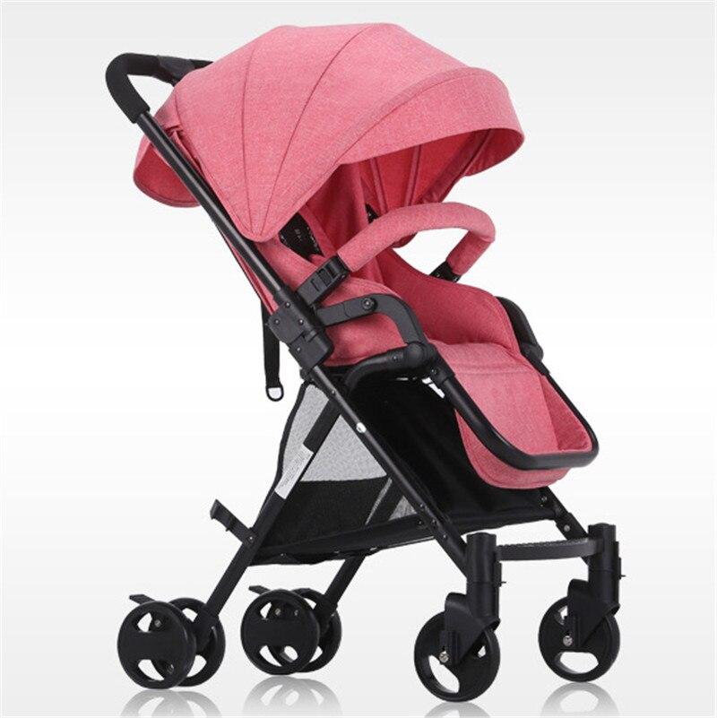 Bon bébé voiture bébés poussettes marques pliant Buggy enfants léger landau enfant pliant voyage chariot infantile chine poussette