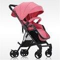 Good Baby Car Babies Strollers Brands Folding Buggy Kids Lightweight Pram Child Folding Travel Carriage Infant China Pushchair