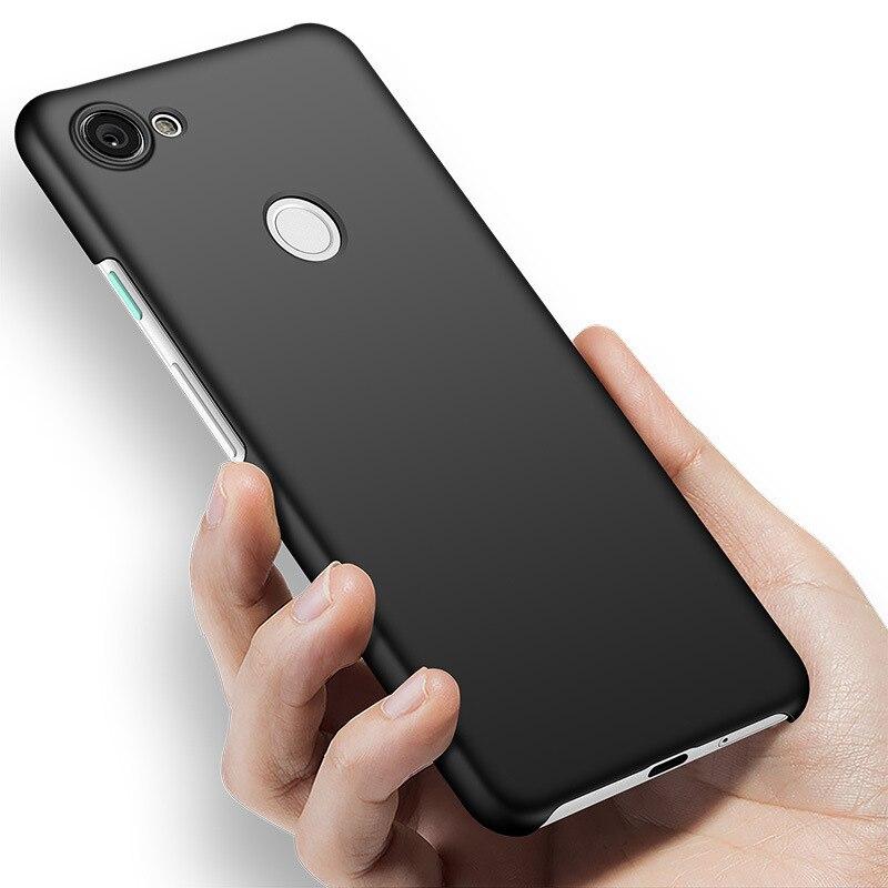Étui de Protection mince de luxe pour Google pixel 4 4XL couverture de téléphone PC dur pour Google pixel 3A 3A XL 3 XL 2 2 XL XL