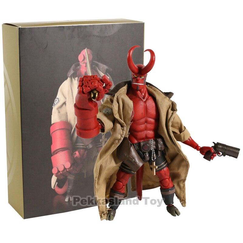 Cheval foncé Comics Hellboy film Figurine 1/2 échelle Figure Hellboy 1000 jouets Action Figure à collectionner modèle jouet