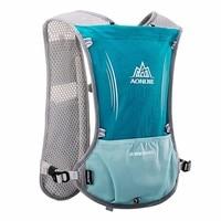 AONIJIE Men Women Running Bag 5L Lightweight Marathon Riding Hydration Backpack Hiking Sport Bag
