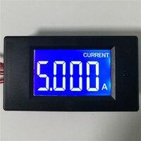 Peacefair Sản Phẩm Mới AC 360 độ LCD 80-260 V/5A Current Áp Lực Monitor Vôn Kế Ampe Kế Watt bảng điều chỉnh Digtal Meter