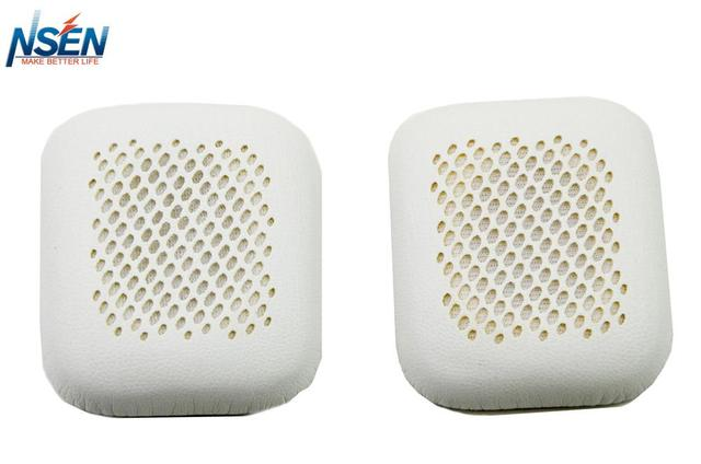 US $12 98 |NSEN Replacement Earpads Ear Cushion Cups Repair Parts for  Harman Kardon SOHO On Ear Headset (White)-in Earphone Accessories from  Consumer