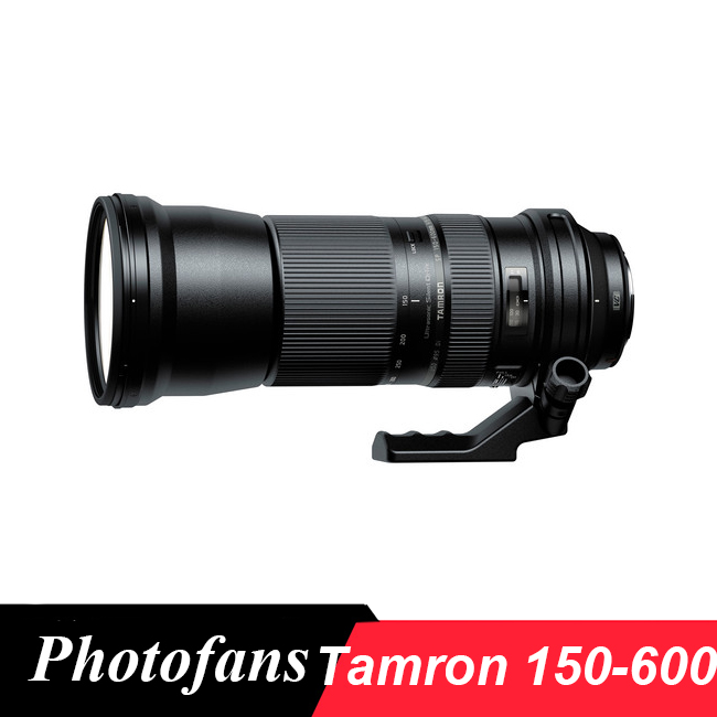 Tamron 150-600 SP 150-600mm f/5-6.3 Di VC USD lentilleTamron 150-600 SP 150-600mm f/5-6.3 Di VC USD lentille