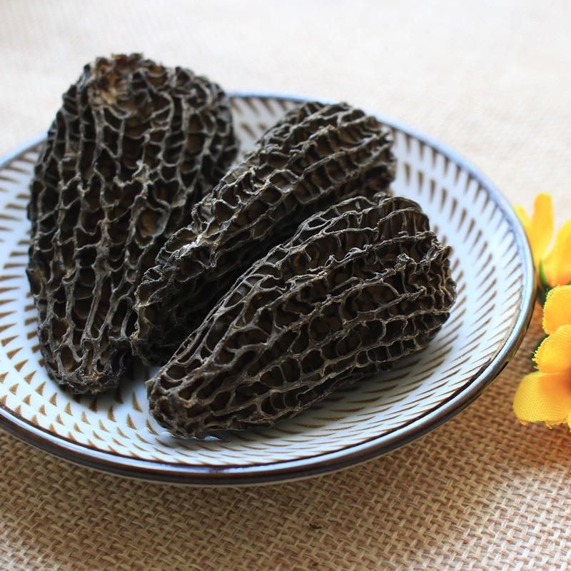 morchella morel cogumelos secos morels fresco superior grau gourmet 01