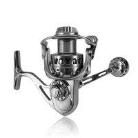 Полная металлическая спиннинговая Рыболовная катушка бронза зубчатый диск 11 + 1BB передаточное число 5,1: 1 тяга 17 30 кг морская водостойкая дли