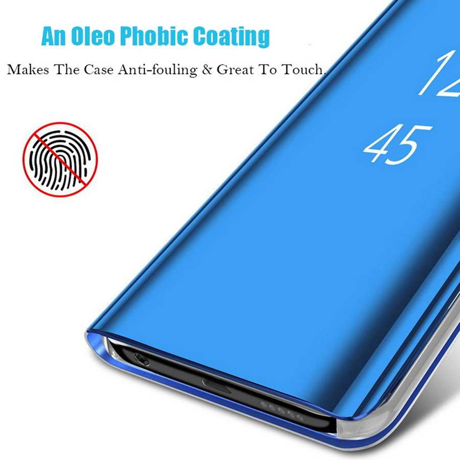Case For Huawei P20 Lite Case For Huawei P30 Pro Case Smart Mirror Flip Cover For Huawei Mate 20 P Smart Nova 3 Honor 10 7C 7A