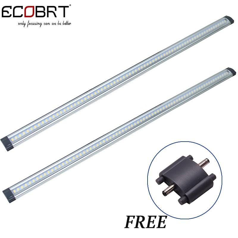 Gabinetes Para Baño Aluminio:80 cm de largo 9 W Luces Del Gabinete de Cocina 12 v Aluminio LLEVÓ