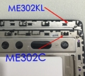 50% Сенсорный ЖК-Экран Стекла Digitizer Ассамблеи Для Asus Pad ME302 ME302C ME302KL 5425N FPC-1 Tablet CLAA101FP05 XG + Рамка