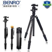 Benro C2282TB1 штатив из углеродного волоконные штативы гибкий монопод для Камера с B1 шаровой головкой Максимальная нагрузка 12 кг DHL Бесплатная до