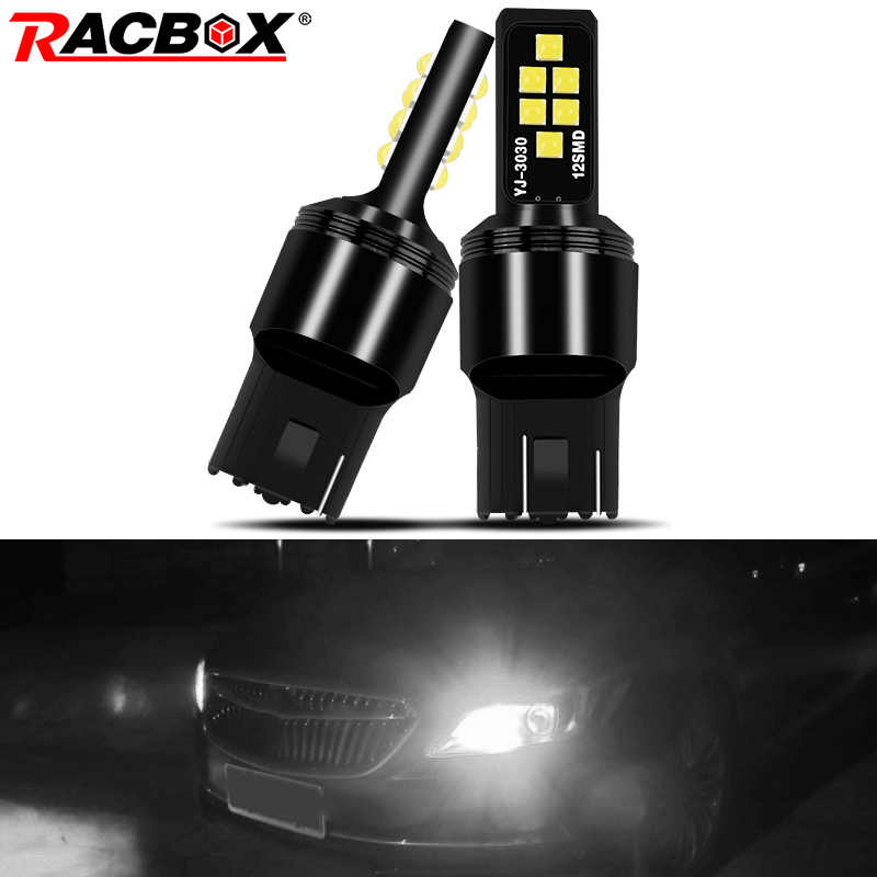 2Pcs Universal T20 LED signal light Car Brake Light 7440 W21W Auto Turn Signal Tail Lamp Rear Fog Bulb Daytime Running Lights