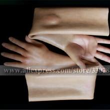 [Перчатка-3] Высокое качество силикона Перчатки, Перчатки Хэллоуин реквизит женскую одежду Вечерние Маски