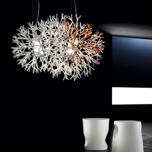 US $246.0 |Vertraglich und Zeitgenössische Wohnzimmer esszimmer  Schlafzimmer Kronleuchter, italienisches Design Originalität Korallenäste  Pendent ...