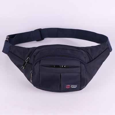 New Unisex riding chest pockets!Hot Fashion Nylon All-match Women Waist Packs cute Casual mobile&change Carrier image