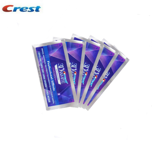 Image 2 - 5 Pouch/10 Strips Crest 3D White Whitestrips LUXE Original Professional Effects Teeth Whitening Strips Tooth Bleaching Gel
