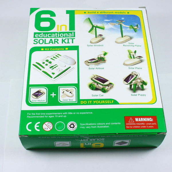 6 in 1 educational diy solar robot kit toy boat fan car in model 6 in 1 educational diy solar robot kit toy boat fan car in model building kits from toys hobbies on aliexpress alibaba group solutioingenieria Image collections