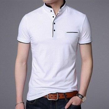 חולצת פולו גברים 4 כפתורים בצבעים לבחירה