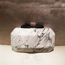 Дизайнерский клатч известного бренда женские клатчи кошелек вечерний Мужской Конверт Свадебная вечеринка винтажный Маленький мраморный клатч сумка