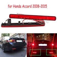 Tail Stop Brake Light Rear Bumper Reflector LED for Acura TSX Sedan 09 14 for Honda for Accord 08 2015 Warning Driving Fog Lamp