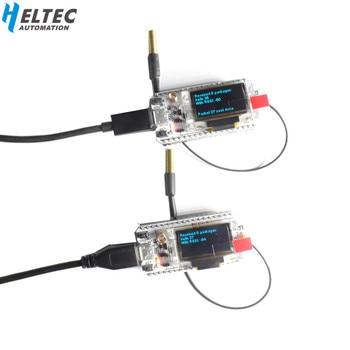 Bluetooth WIFI módulo SMA ESP32 LoRa32 V2 1 Versión 1,6/433/868/915 MHZ  LoRa ESP-32 pantalla OLED