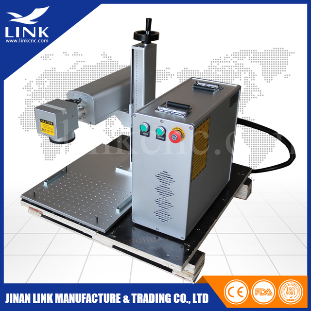 Small Size Portable Mini Metal Laser Engraving Machine