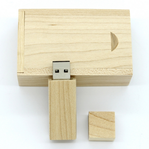 100% Real Capacity 4/8/16/32/64 Unique Wooden Usb Flash Drive Memory Stick/Pendrive/Gift With Wooden Case Box 128GB 1TB 2TB 2.0