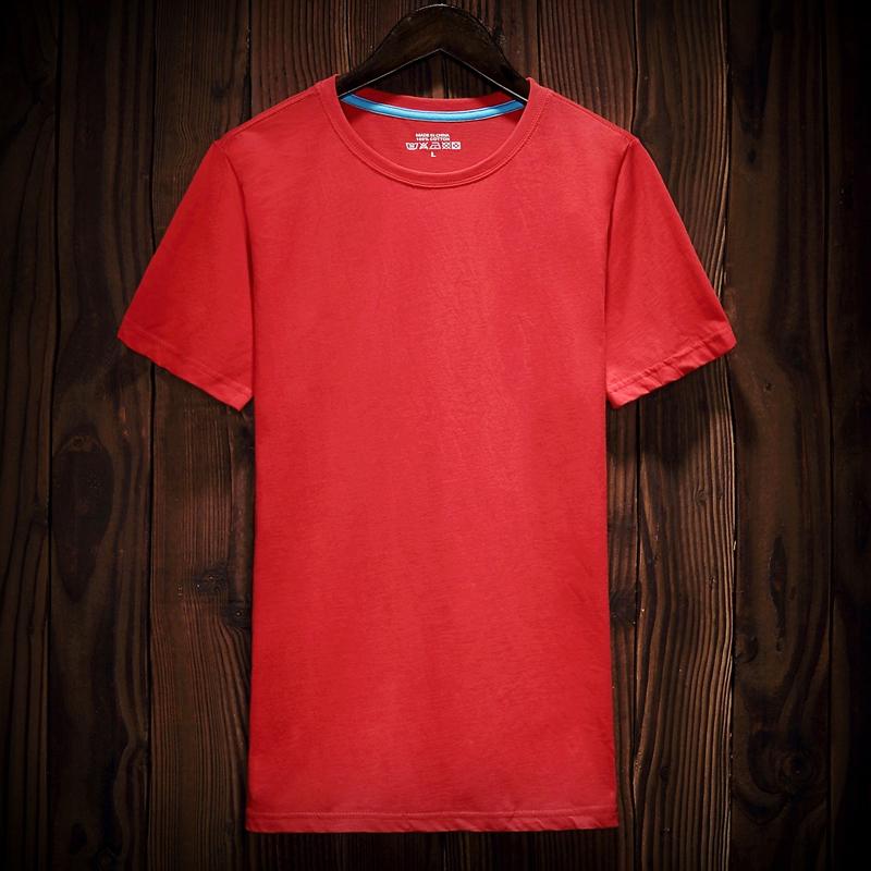 2019 New 100% Cotton Fashion Brand <font><b>T</b></font> <font><b>Shirts</b></font> Men <font><b>Blank</b></font> <font><b>White</b></font> Trends Streetwear Tops Summer Short Sleeve Tshirts Men Clothing image