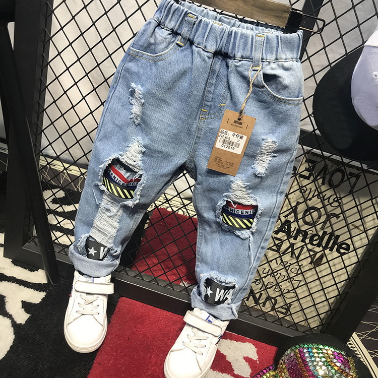 fd3f3c55a1c2f Free shipping on Jeans in Boys' Clothing, Mother & Kids and more ...