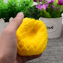 Pineapple Shaped Anti-Stress Squishy Toy