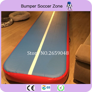 Free Shipping 4*1m Good Quality Customize Design Inflatable Gymnastics Air Track Tumbling Air Track For Sell